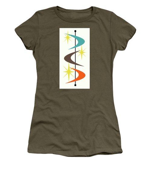 Mcm Shapes 2 Women's T-Shirt (Athletic Fit)