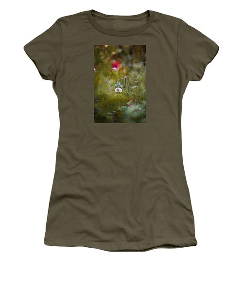 Meadow Magic Women's T-Shirt (Athletic Fit)