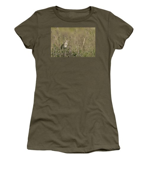 Meadow Pipit Women's T-Shirt