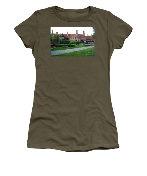 Meadowbrook Hall Women's T-Shirt (Athletic Fit)