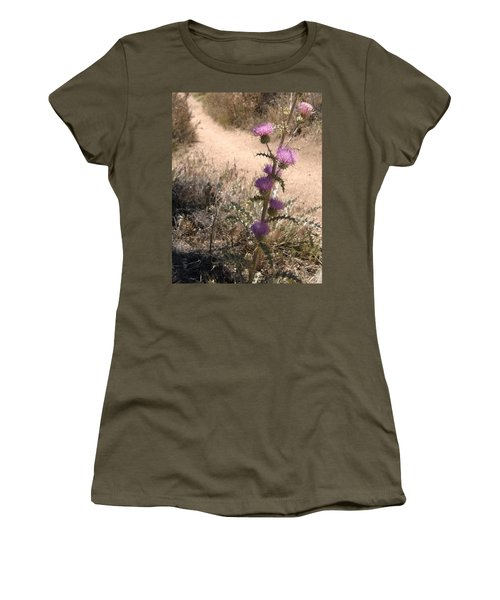 Meaner Than They Look Women's T-Shirt (Junior Cut) by Claudia Goodell