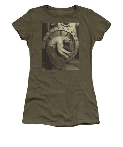 Mechanic And Steam Pump Women's T-Shirt