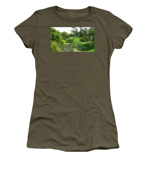 Melbourne Botanical Gardens Women's T-Shirt