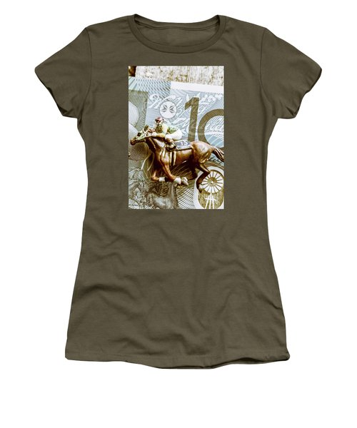 Melbourne Cup Wager Women's T-Shirt