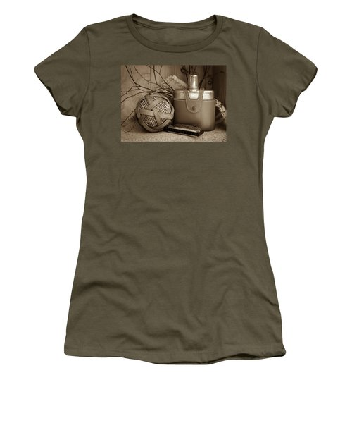 Memories Of The Past Women's T-Shirt (Junior Cut) by Patrice Zinck
