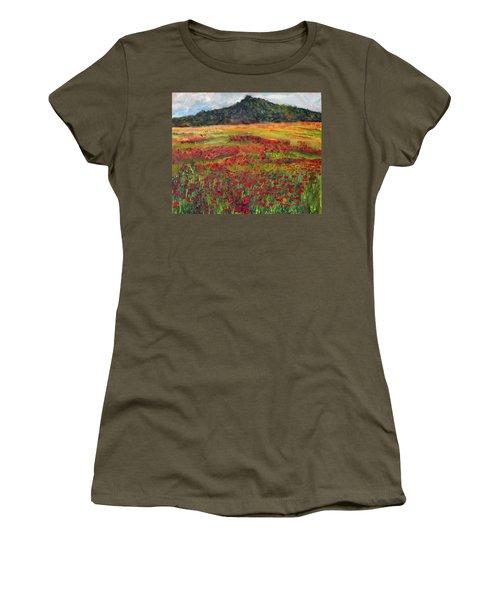 Memories Of Provence Women's T-Shirt