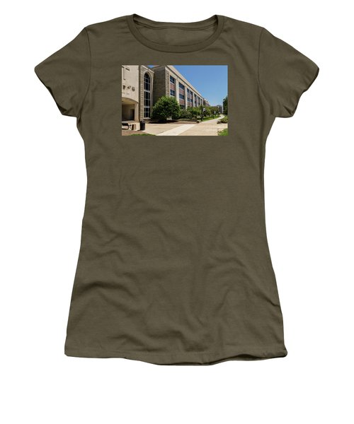 Mendel Hall Women's T-Shirt (Athletic Fit)
