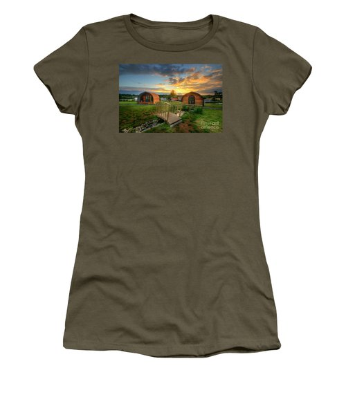 Women's T-Shirt (Junior Cut) featuring the photograph Mercia Marina 12.0 by Yhun Suarez