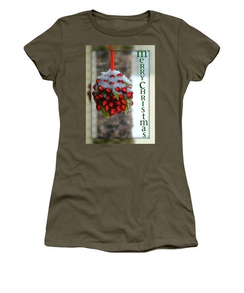 Merry Christmas Women's T-Shirt