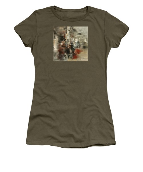 Metals And Magnetism Women's T-Shirt (Athletic Fit)