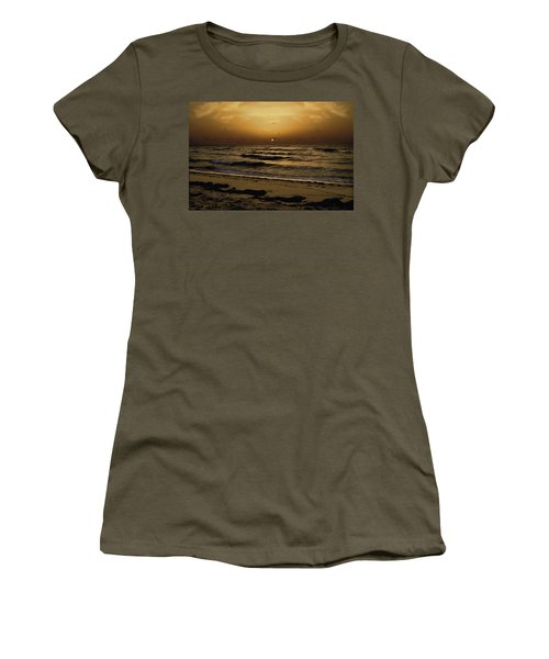 Miami Sunrise Women's T-Shirt