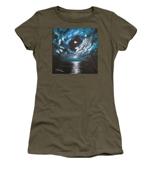 Midnight Shine  Women's T-Shirt