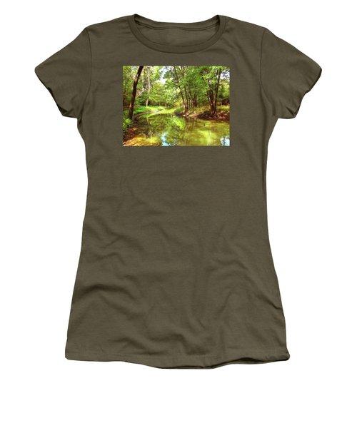 Midsummer Dream Women's T-Shirt (Athletic Fit)