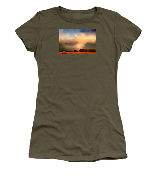 Midwest Harvest Moon Women's T-Shirt