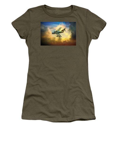 Mikoyan-gurevich Mig-15uti Women's T-Shirt