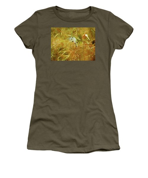 Milkweed In Sunlight 2 Women's T-Shirt