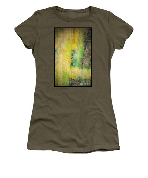 Women's T-Shirt (Junior Cut) featuring the photograph Mirror by William Wyckoff