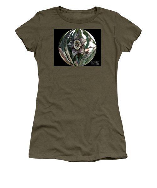 Captured Carrion Succulent Women's T-Shirt