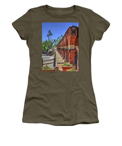 Mission Arches Women's T-Shirt (Athletic Fit)
