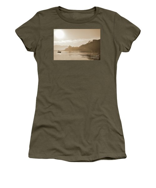 Misty Morning 2 Women's T-Shirt (Athletic Fit)