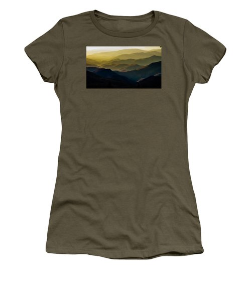Misty Morning Women's T-Shirt