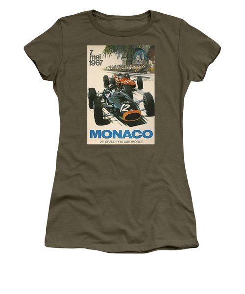 Monaco Grand Prix 1967 Women's T-Shirt