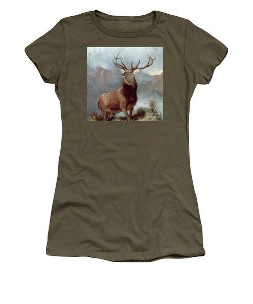 Monarch Of The Glen Women's T-Shirt