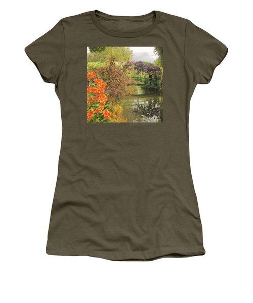 Monet Park Women's T-Shirt (Athletic Fit)