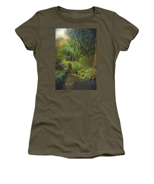 Monets Paradise Women's T-Shirt