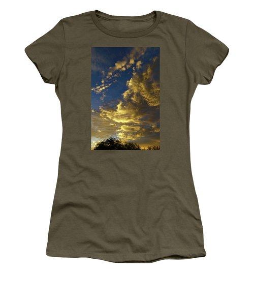 Monsoon Warmth Women's T-Shirt