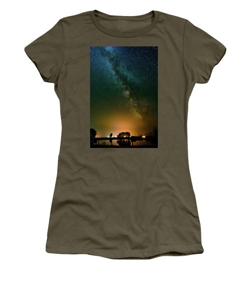 Montana Night Women's T-Shirt