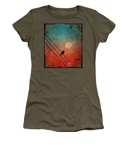 Moon Talk Women's T-Shirt
