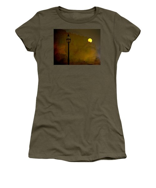 Moon Walker Women's T-Shirt