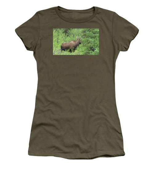 Moose Women's T-Shirt