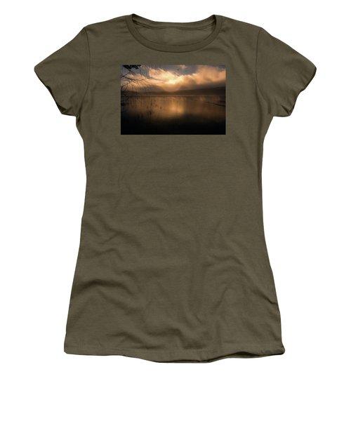 Morning Has Broken Women's T-Shirt (Junior Cut) by Rose-Marie Karlsen