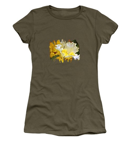 Morning Iris Women's T-Shirt