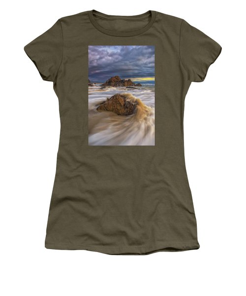 Morning Light At Marginal Way Women's T-Shirt