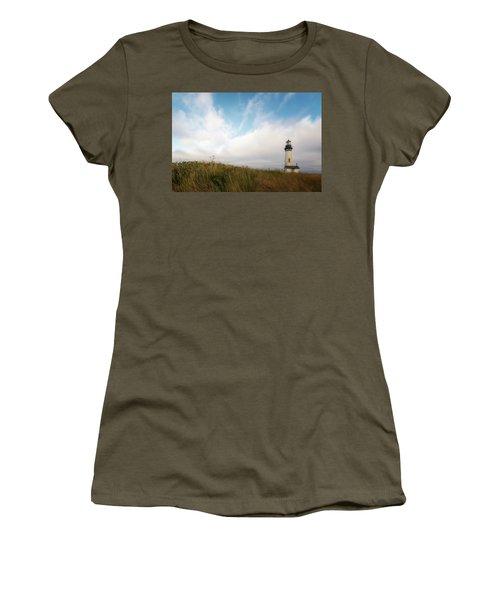 Morning Light Women's T-Shirt (Athletic Fit)