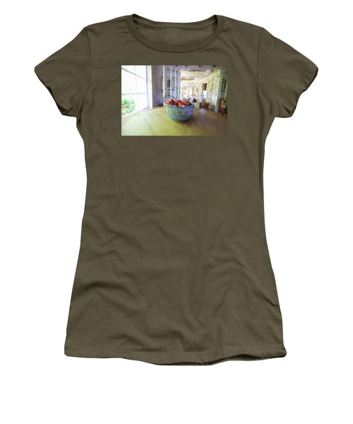 Morning On The Farm Women's T-Shirt