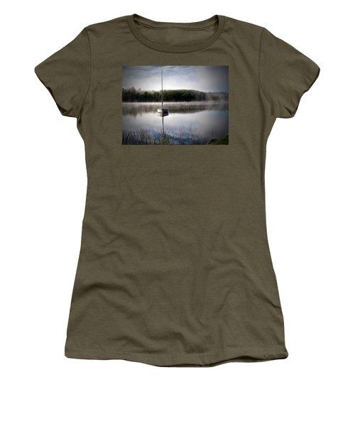 Morning On White Sand Lake Women's T-Shirt