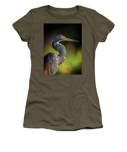 Morning Portrait Women's T-Shirt (Athletic Fit)