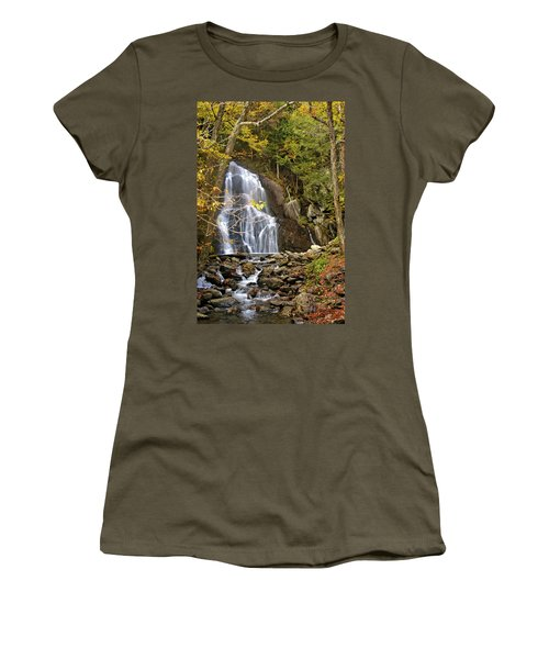 Moss Glen Falls Women's T-Shirt