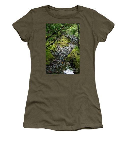 Moss Stream Women's T-Shirt