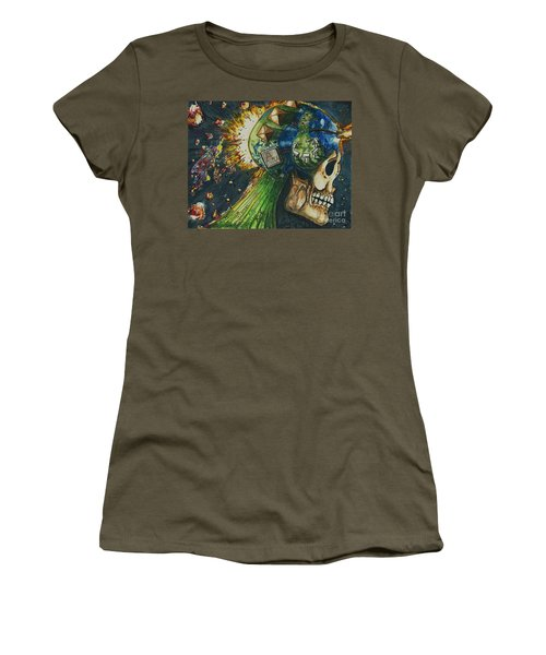 Motherboard Women's T-Shirt