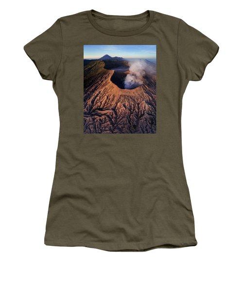 Mount Bromo At Sunrise Women's T-Shirt