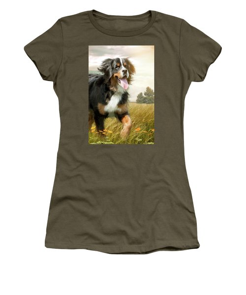 Mountain Dog Women's T-Shirt