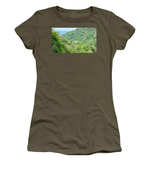 Mountain Home Women's T-Shirt (Athletic Fit)