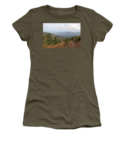 Mountain Long View Women's T-Shirt