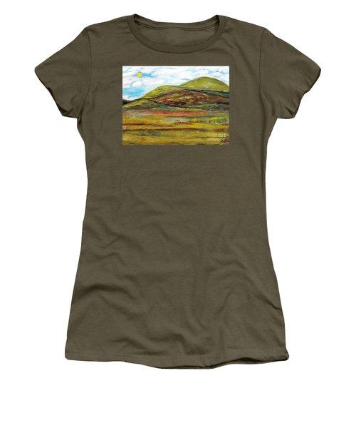 Mountaiscape 2  Women's T-Shirt