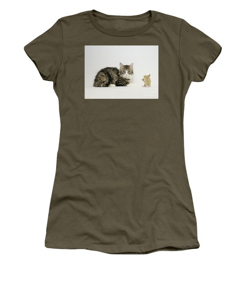 Ms Alexia And Mouse Women's T-Shirt